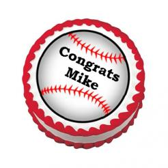 sports themd cake ideas, sports themed cake toppers, sports themed cupcake toppers