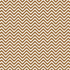 Chevron brown cake sticker edible image cake decals toppers