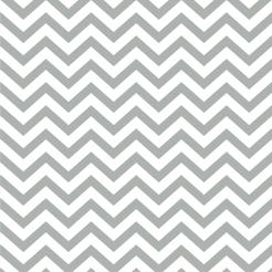Chevron gray cake sticker edible image cake decals toppers