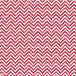 Chevron red cake sticker edible image cake decals toppers