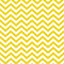 Chevron yellow cake sticker edible image cake decals toppers