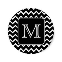 Chevron cupcake stickers edible image cake decals photo cakes