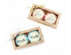 oreo logo cookie 2 pc box