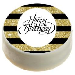 Corporate cookies, logo cookies, wedding favors,  party favors, Oreo photo cookies, Oreo logo cookie, Happy Birthday Ore