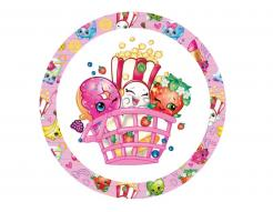 Shopkins cake stickers, edible image cake decals, Shopkins cupcake toppers, Shopkins cakes