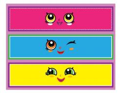 Shopkins cake toppers, Shopkins edible image, Shopkins cupcake toppers, Shopkins sugar sheet, Shopkins icing sheet