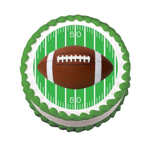 Edible Cake Images Football : edible images photo cakes cake stickers Edible Cake ...