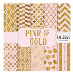 Gold Sparkle Designer Prints edible cake wraps edible image sugar sheets
