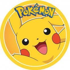 Pokemon cake sticker edible image cake decal
