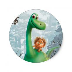 Dinosaur Train edible cake toppers cake stickers decals