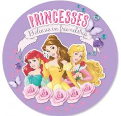 Disney Princess edible cake topper cake print 20