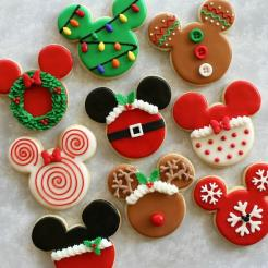disney cookies royal icing sugar cookies