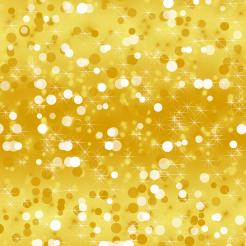 Gold sparkle cake sticker edible image sugar sheet