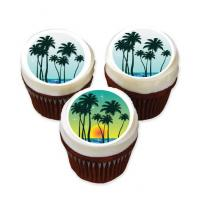 palm tree edible image
