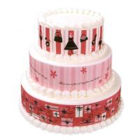 fashion cake sticker