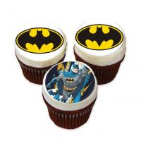 Batman edible image cake sticker