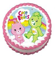 Care Bears edible image cake sticker