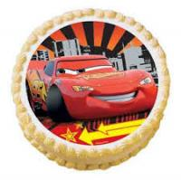 Disney Cars edible image cake sticker