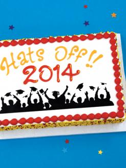 Graduation cakes stickers photo cakes decals