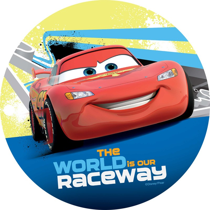 Disney cars 2 rounds