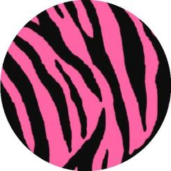zebra cupcake sticker edible image cake decals toppers