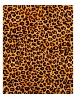 Leopard cake sticker edible image cake decals toppers