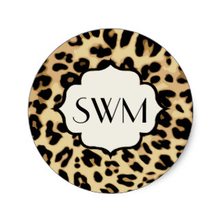 Edible images photo cakes cake stickers beautiful leopard for Animal print edible cake decoration